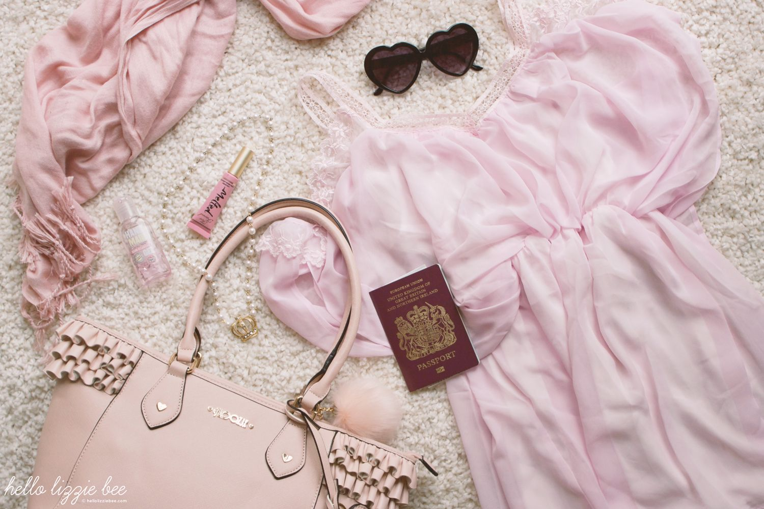 How to do gyaru on holiday - travel tips!