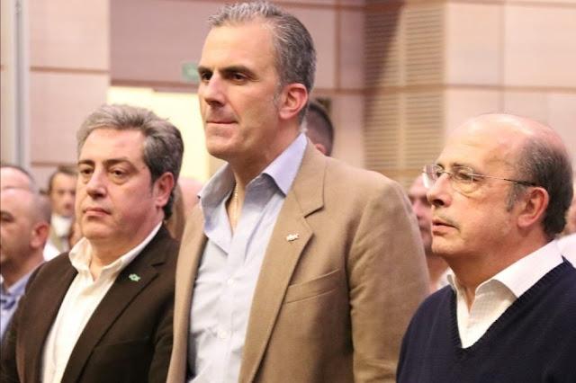 """Militantes de Vox Valencia denuncian a la Fiscalía la existencia de una """"caja B"""" que la dirección del partido conocía"""