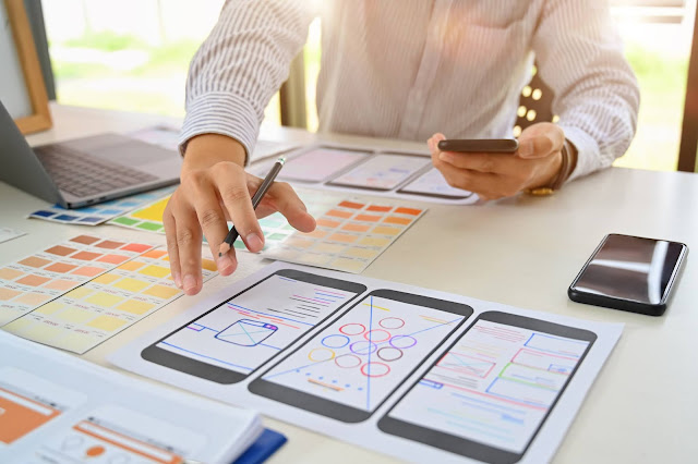 5 Things To Consider When Designing A Mobile App