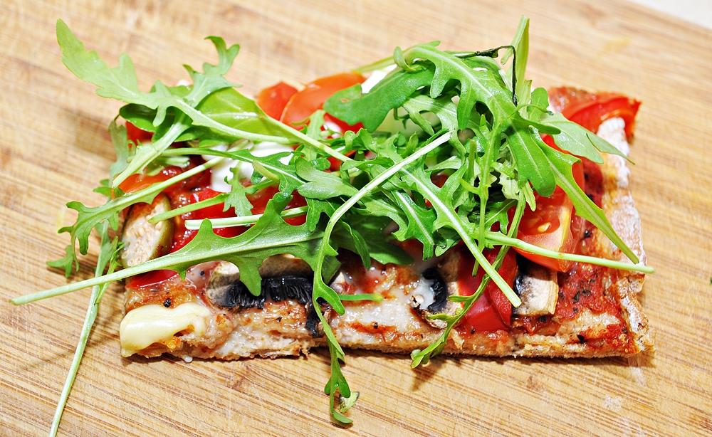 pizza na diecie
