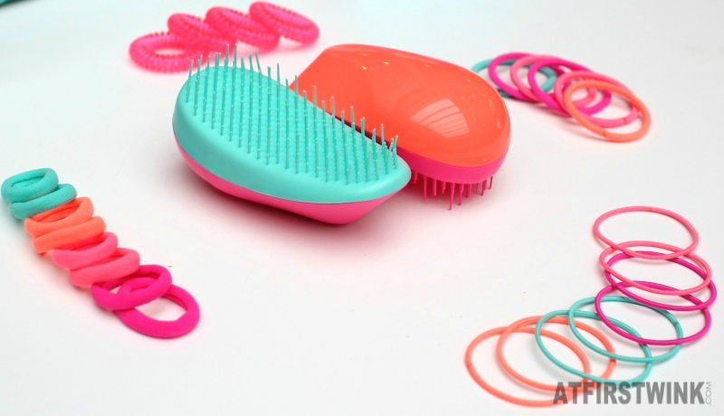 HEMA dupes of the Invisi Bobble and Tangle Teezer