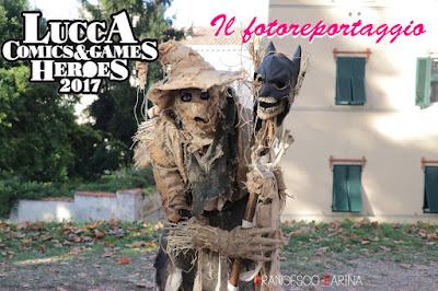 Lucca Comics Games 2017 foto cosplayer