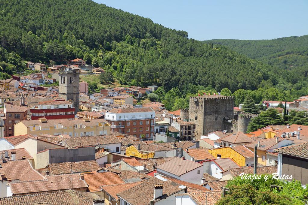 Vistas desde el Palacio Real Don Luis de Borbón y Farnesio