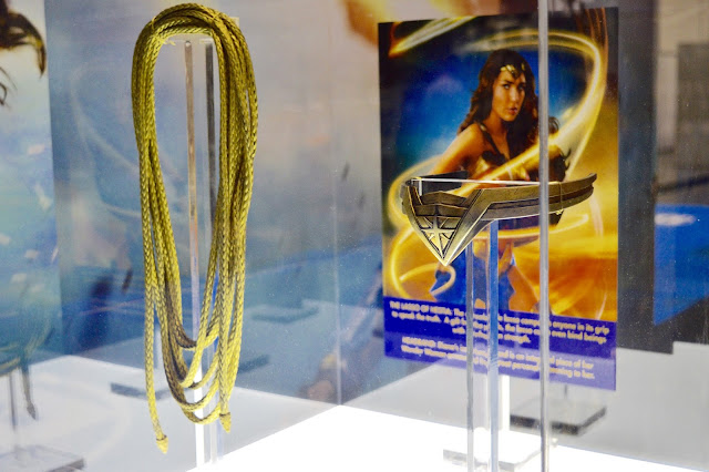 MCM London Comic Con Wonder Woman lasso
