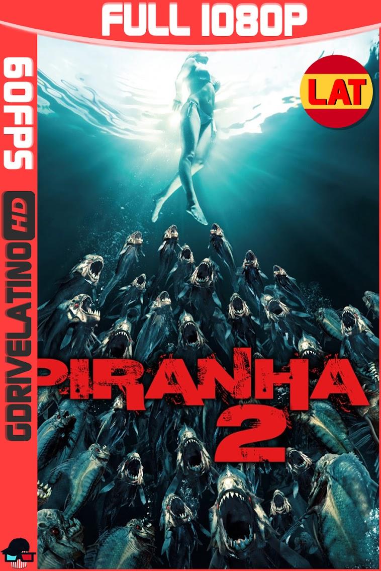 Piraña 3DD (2012) BDRip 1080p (60fps) Latino-Ingles MKV
