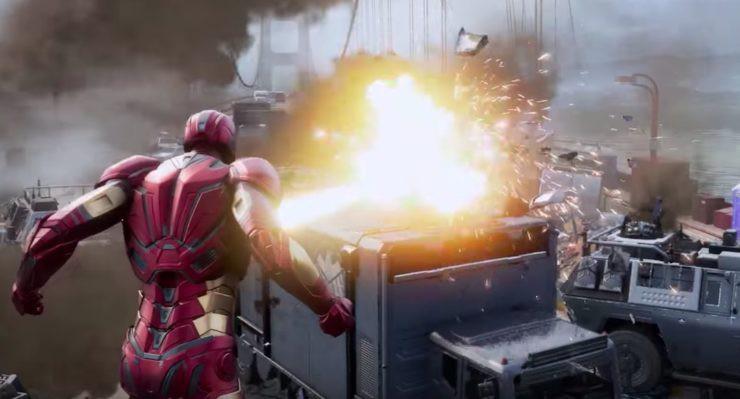 marvel avengers e3 2019 screenshot