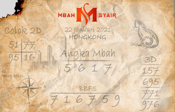 Kode Syair Hongkong 22 Januari 2021 Hari Jumat 021