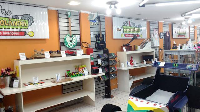 Blog Apaixonados por Viagens - Museu das Invenções - Inventolândia - São Paulo