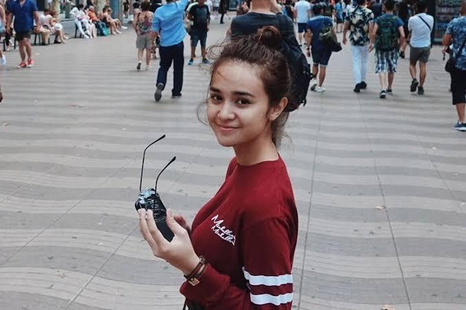 Celoteh Kiky Yuk Intip Karir Michelle Ziudith Pemeran Vidio Original Series Heart