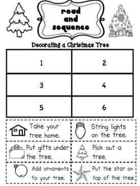 Sarah's First Grade Snippets: Decorating your Christmas ...