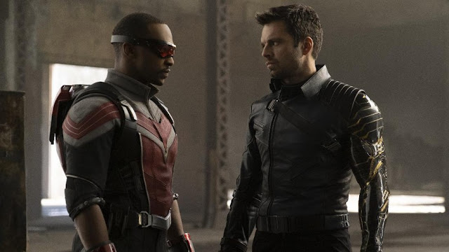 Sam & Bucky Hostile in The Falcon and The Winter Soldier?