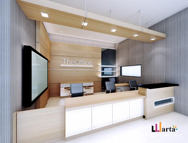 Desain Kantor Ekspedisi Kuala Bandar Lampung