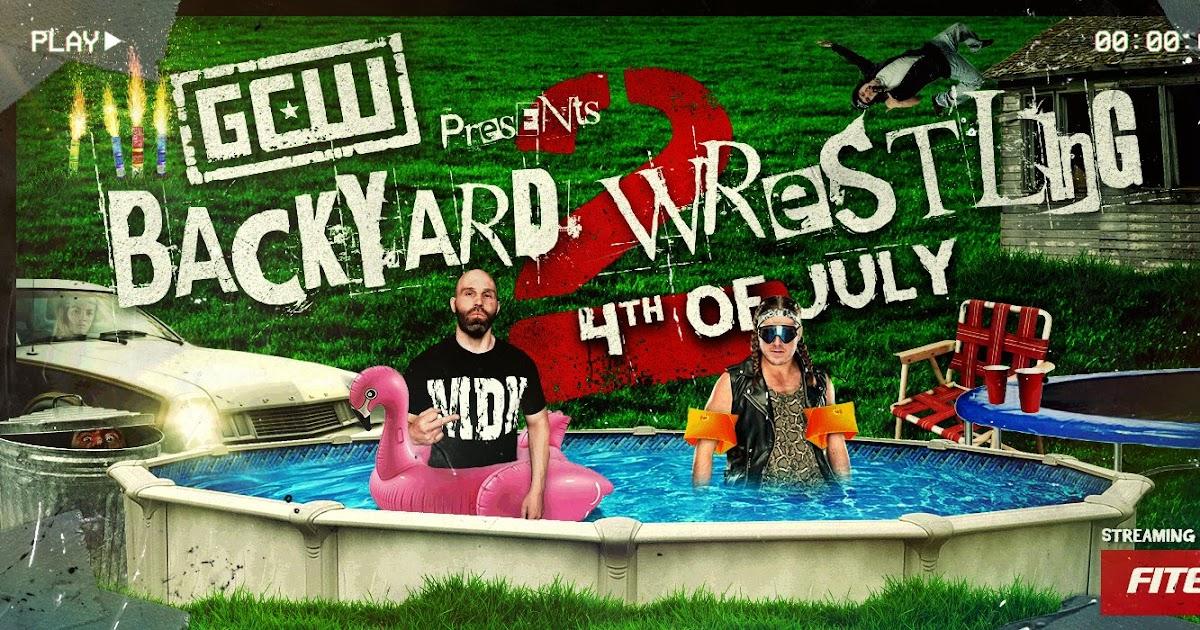 Review: GCW Presents Backyard Wrestling 2