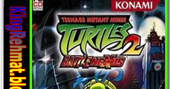 Teenage Mutant Ninja Turtles 2 Battle Nexus PC Game Free Download