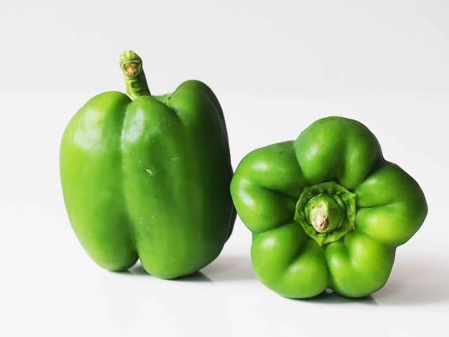 Health Benefits Of Green Pepper
