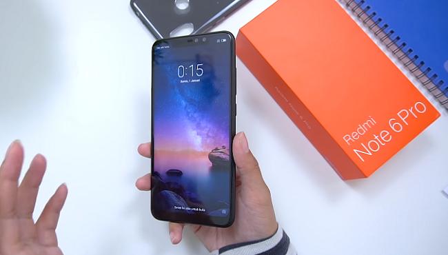 Xiaomi Redmi Note 6 Pro Akan Meluncur di Indonesia 6 November