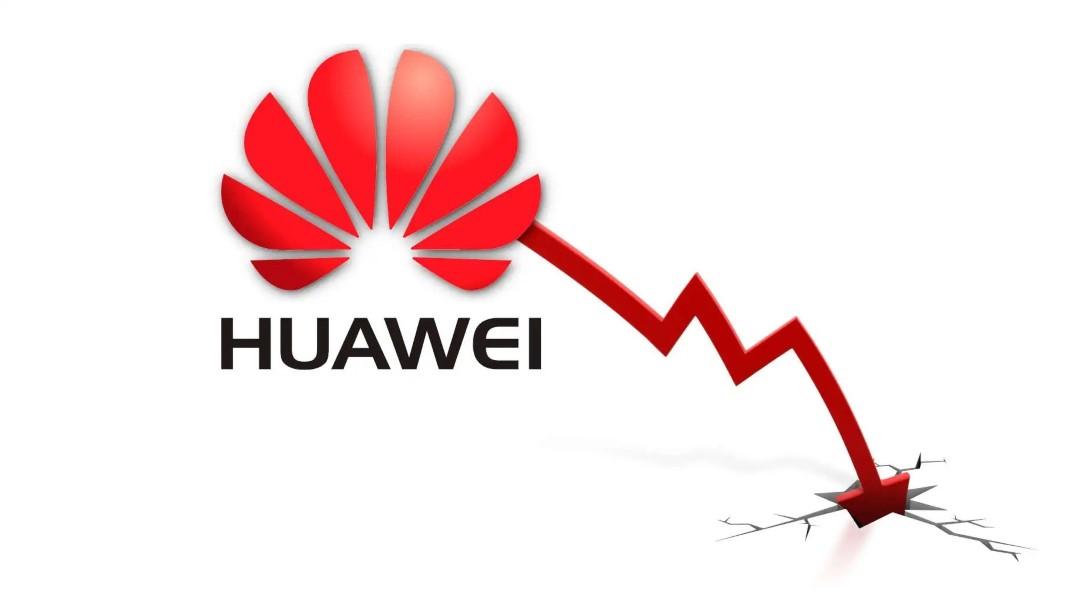 caida-ventas-smartphone-huawei