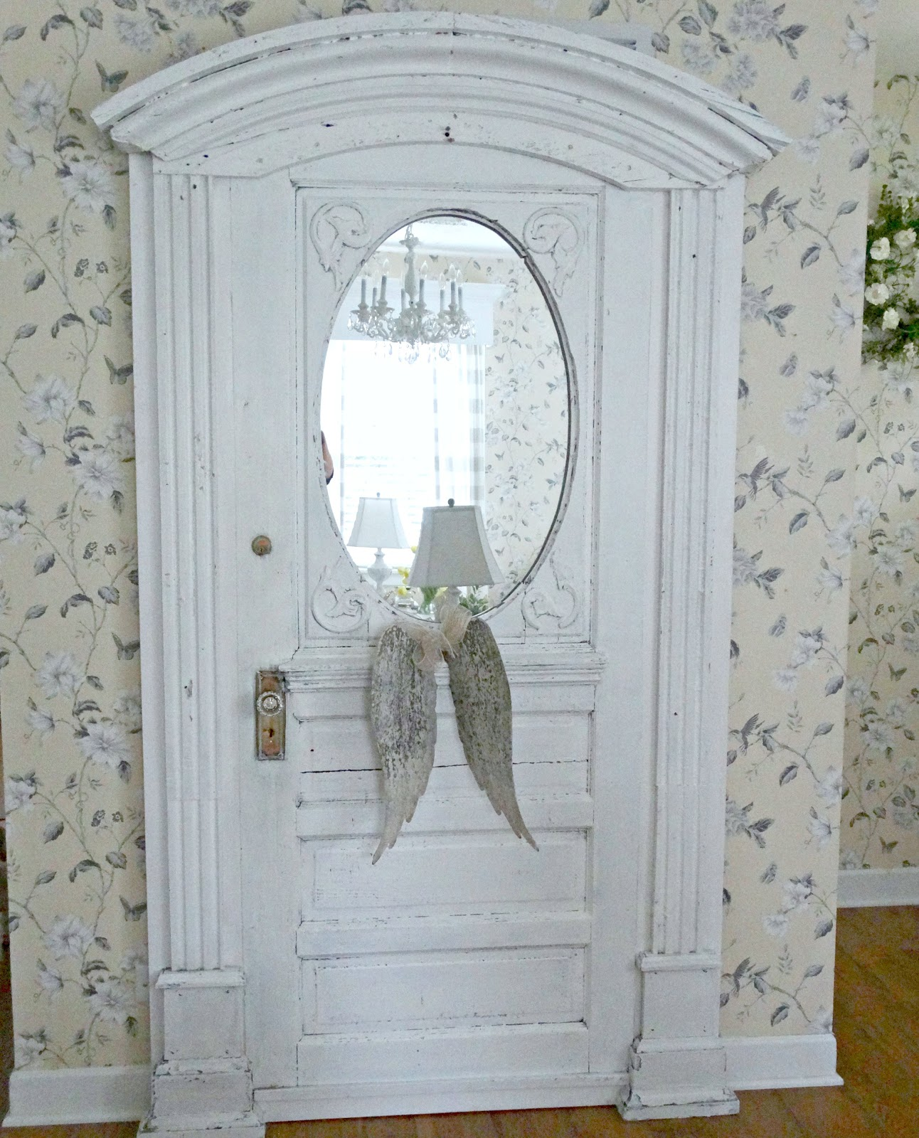 New Old Mirror Door