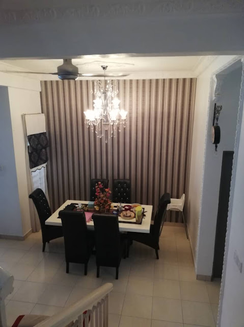 PERFECT HOME, 2 STOREY TAMAN LILY, JLN GAPI, BATANG KALI, SELANGOR (PARTIALLY FURNISHED)