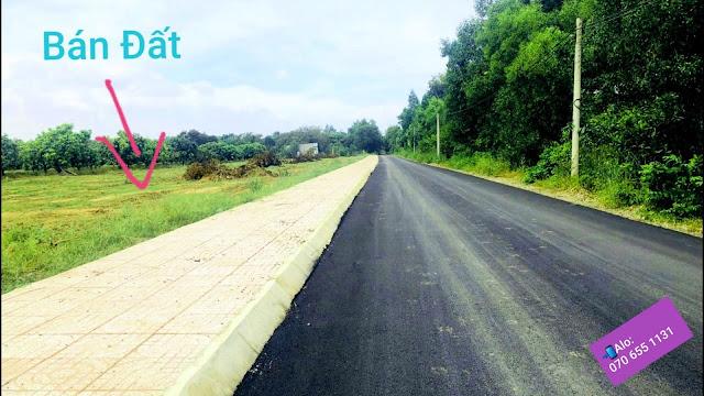 Bán 500m2 đất gần Trường Chinh thị xã Phú Mỹ BR VT