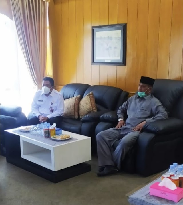 Pj Bupati Inhu Chairul Riski, Optimis Program Dapat Berjalan Lancar