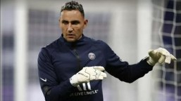 PSG goalkeeper Keylor Navas denies plotting to deliberate lose games