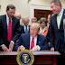 Trump purges Obama's 'blacklisting' rule