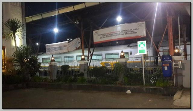 Liburan ke Jogja Naik Kereta dari Surabaya