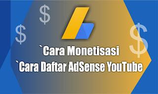 Monetisasi dan Daftar AdSense