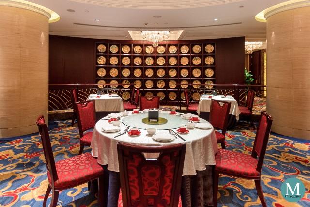 Shang Palace at Shangri-La Hotel Wuhan