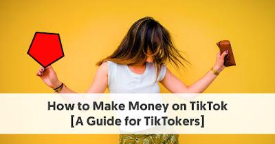 make money with Tiktok live