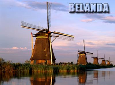 Teknologi Pertanian Belanda