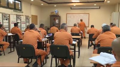 Penitenciária de Israel tem uma das maiores taxas de ressocialização do mundo