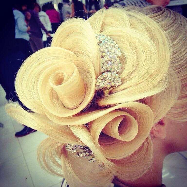 Farrux Shamuratov Russia S Great Hairstylist The