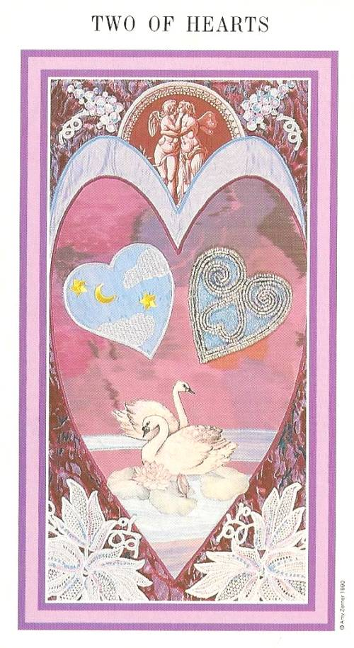 Tarot Notes Cards And Quotes 2 Of Cups-1709