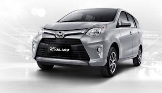 Harga di Pontianak Toyota Calya Silver Mica Metallic