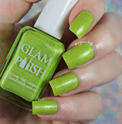 Glam Polish Gimme! Gimme! Gimme!