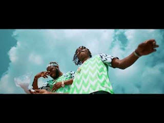 VIDEO : Naira Marley ft Falz , Olamide , Lil mesh , Simi and Slimcase - Is A Goal Remix.