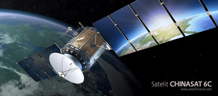 Daftar Frekuensi Lengkap Satelit Chinasat 6C