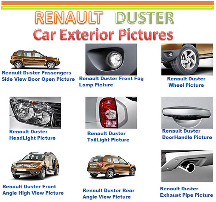 Renault Duster Price In India SUV Interior,pics/photos