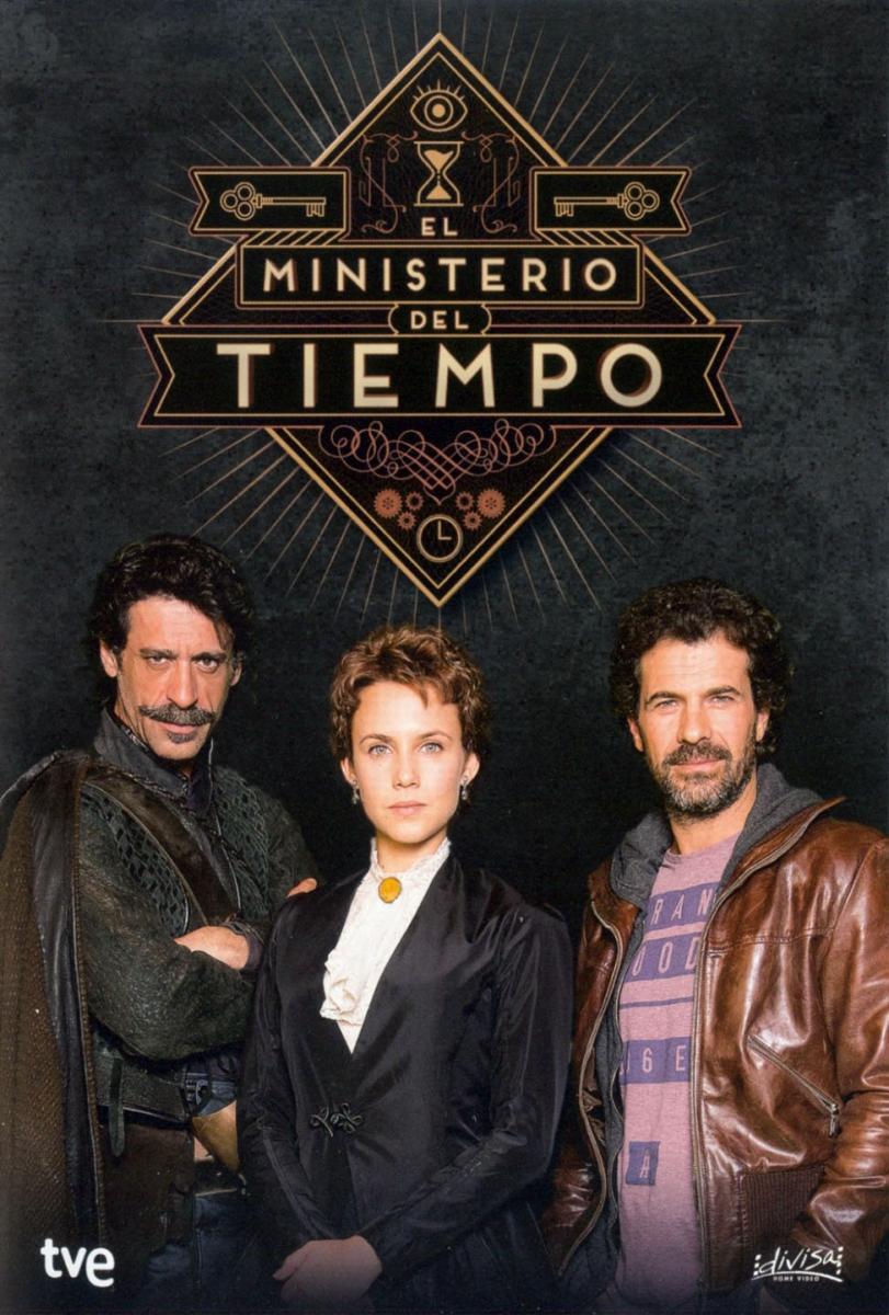 El Ministerio del Tiempo temporada 1 2 y 3 Castellano 720p