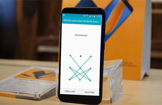 Cara Buat Pola Simple Tapi Susah Ditebak Untuk Smartphone Android