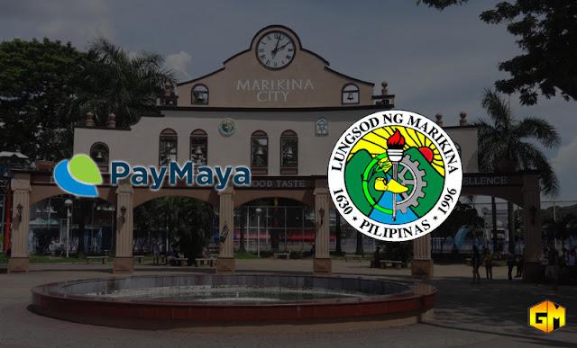 Paymaya Cashless Payment