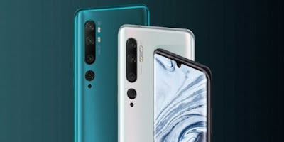 Download Googel Camera(Gcam) Xiaomi Mi Note 10 Pro