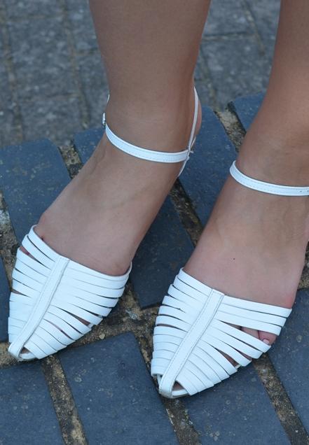 Adriana Style Blog, blog modowy Puławy, Fashion, Mała biała sukienka, Sukienka Zaful Letnia stylizacja, moda, Recenzja, Review, summer outfit, Zaful Dress, White Dress