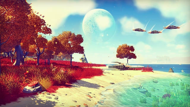 No Man's Sky v1.38 Atlas Rises PC Full Español