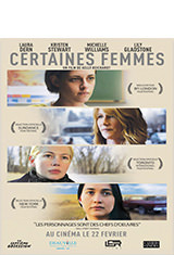 Certain Women: Vidas de mujer (2016) BDRip 1080p Latino AC3 2.0 / ingles DTS 5.1