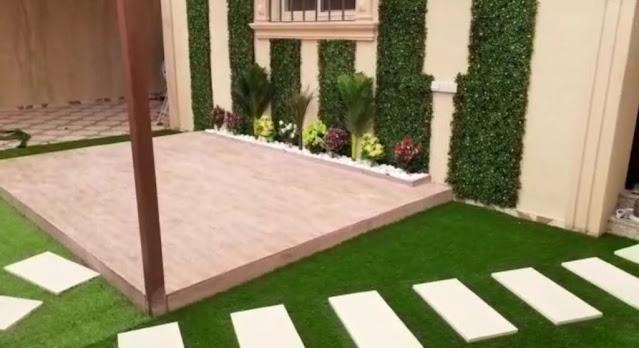 تنسيق حدائق ينبع
