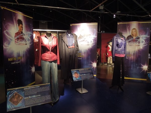 Tenth Doctor Who Companion costumes