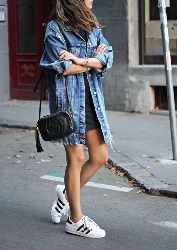 jeansowa kurtka denim